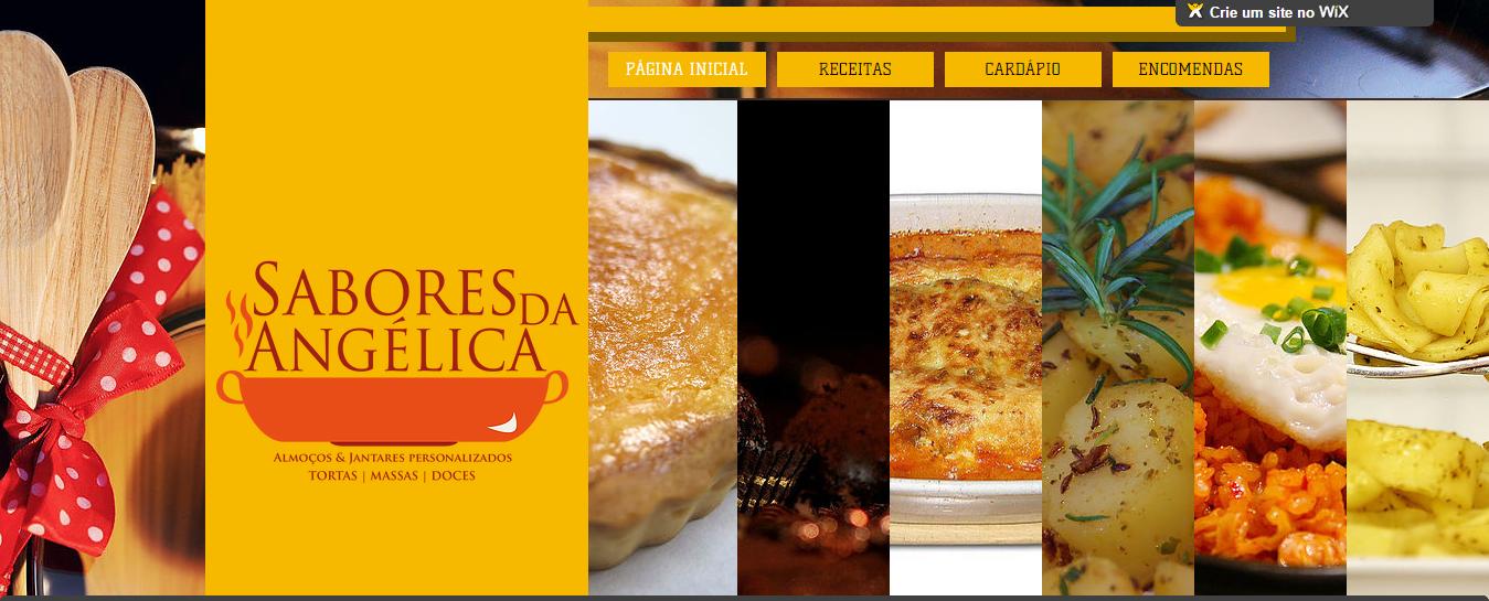 Site sabores